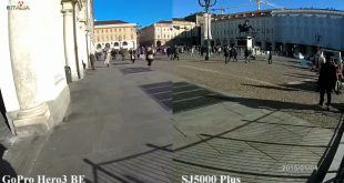 GoPro Hero3 BE vs SJCAM SJ5000 Plus