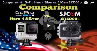 GoPro 4 Silver vs. SJCAM SJ5000 plus