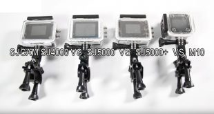 SJCAM SJ5000PLUS VS SJ5000 VS SJ4000 VS M10